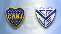 Boca Juniors - CA Velez Sarsfield