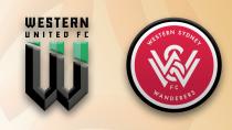 Western United FC - Western Sydney Wanderers